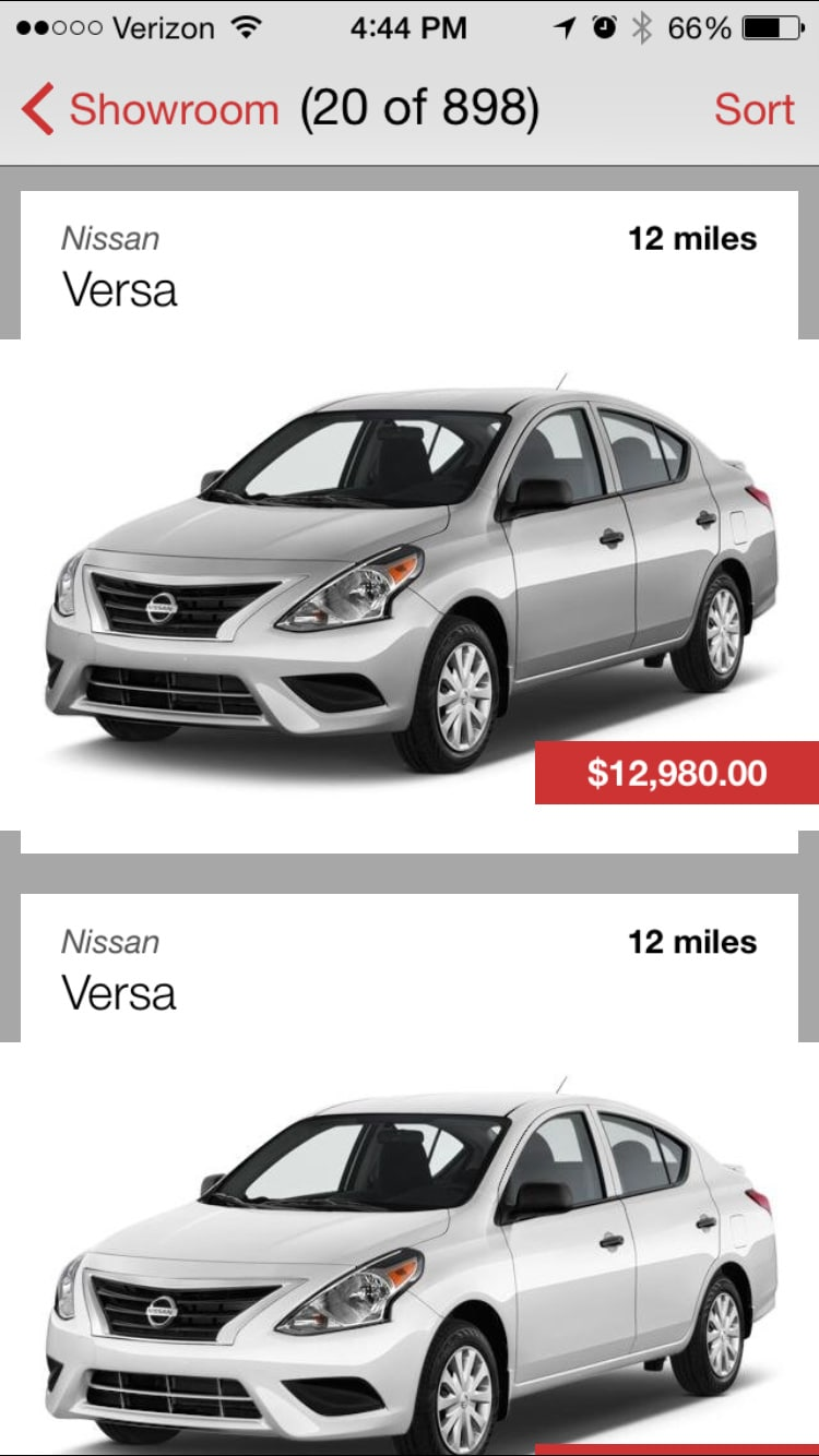 Download the carson nissan app click on the icon to download on apple ios or android device