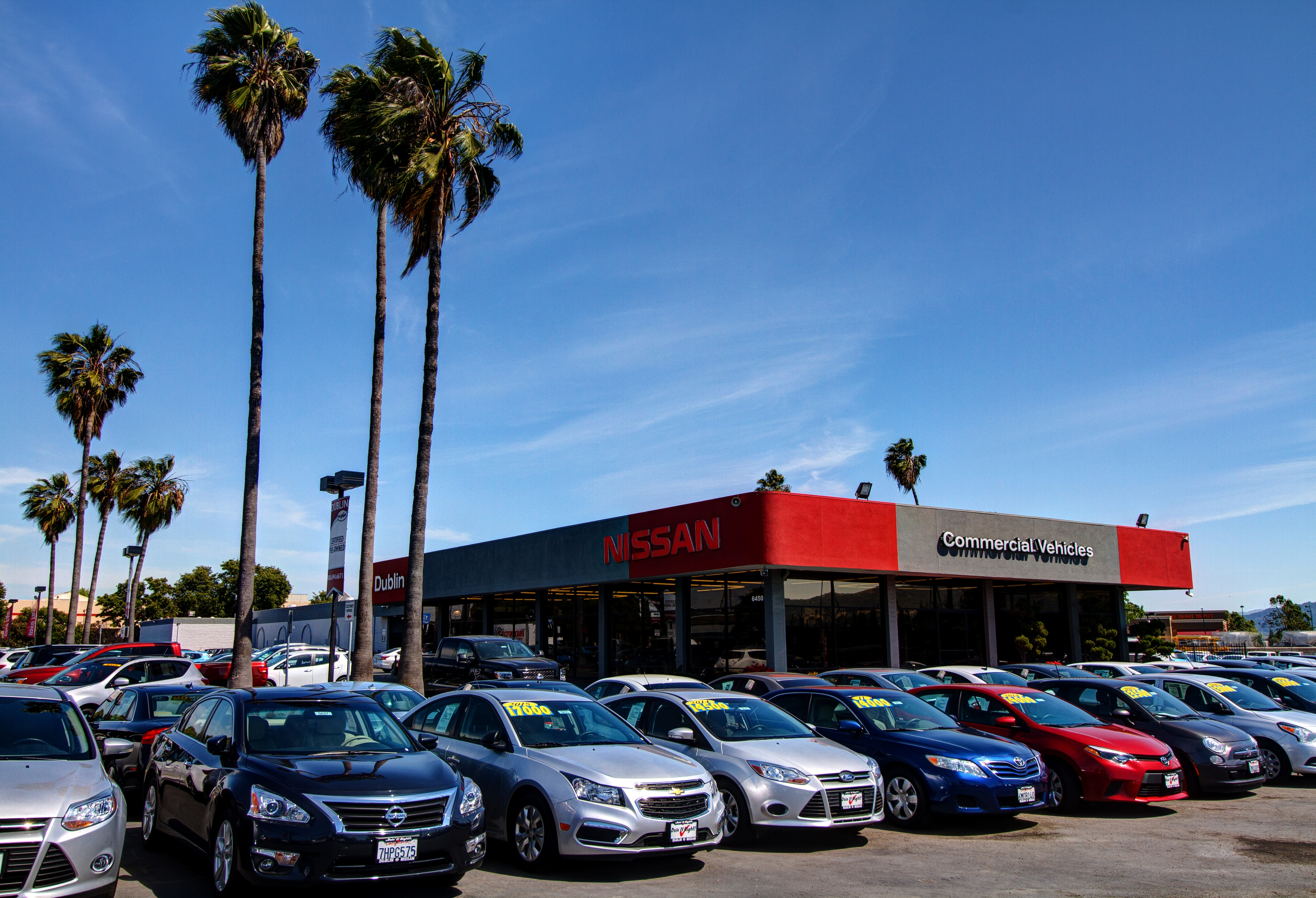 Dublin Nissan New Used Certified Service And Parts Autos