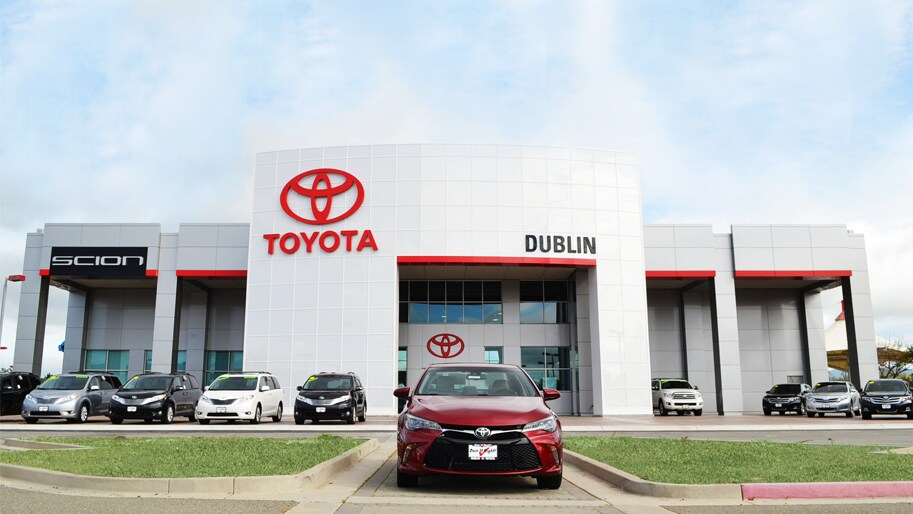 Dublin Toyota Dublin Ca 94568 Car Dealership And Auto