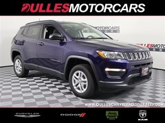 2018 Jeep Compass Sport SUV for sale in Leesburg, VA