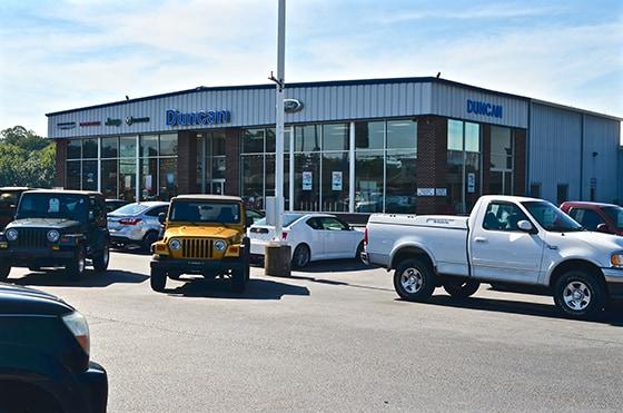duncan ford chrysler dodge jeep ram | new ford, chrysler, dodge