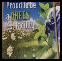 Green Facility Photo, Toyota Dealers, Michigan - Dunning Toyota