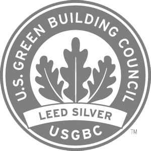 U.S. Green Building Council Logo Image, Toyota Dealers, Michigan - Dunning Toyota