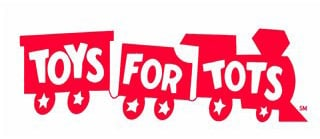 Toys For Tots Logo Image, Toyota Dealers, Michigan - Dunning Toyota