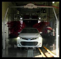 Carwash Photo, Toyota Dealers, Michigan - Dunning Toyota