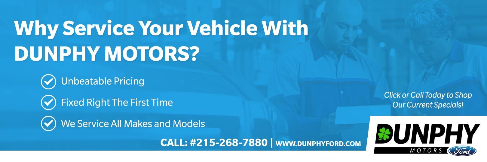 Dunphy Service Center