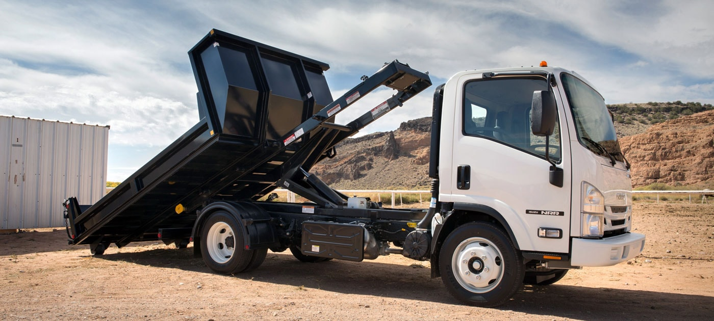 Exceptional Load Carrying Capacity. When The Workload Piles Up, You Need A  Tough Truck To Tackle The Project. It Has A GVWR * Rating Of 19,500 Lb., ...