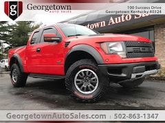 2010 Ford F-150 SVT Raptor Truck Super Cab