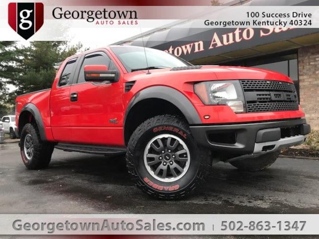 Used  2010 Ford F-150 SVT Raptor Truck Super Cab in Georgetown, KY
