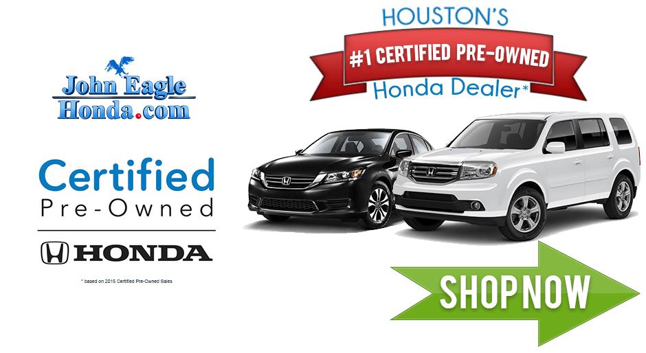 John Eagle Honda Houston TX New Used Honda Dealership