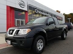2017 Nissan Frontier S Truck King Cab 1N6BD0CT2HN754354