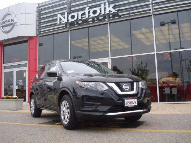 2017 Nissan Rogue S SUV JN8AT2MV0HW256682