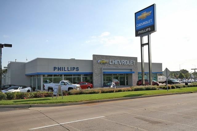 Phillips Chevrolet New Chevrolet Dealership In Frankfort IL - Chevrolet dealer com
