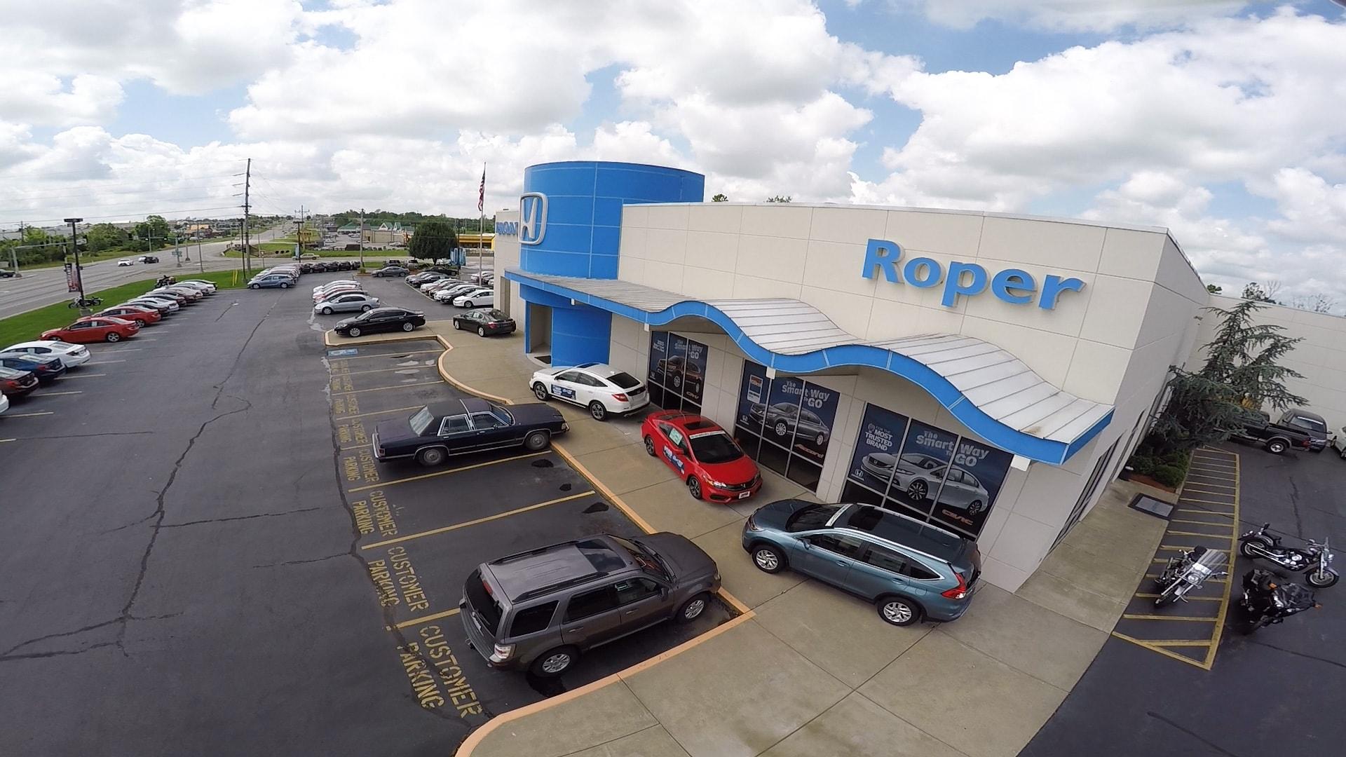 About roper honda in joplin honda dealer near springfield mo for Honda dealer springfield