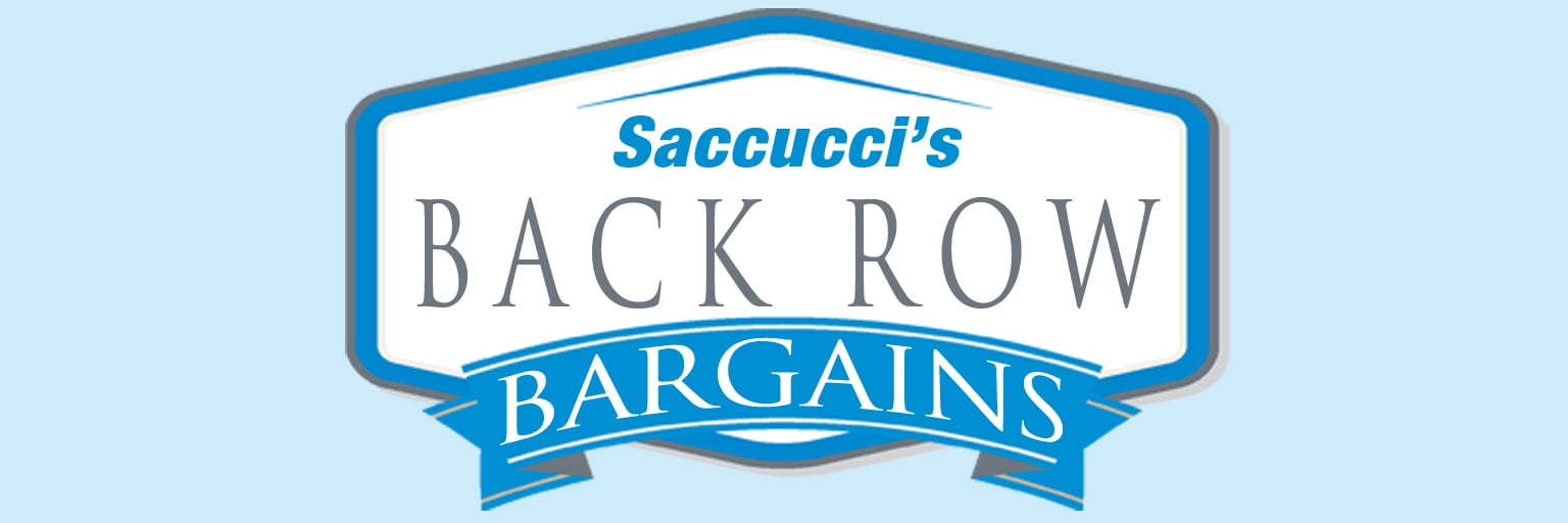Discounted cars in ri back row bargains saccucci honda for Saccucci honda middletown