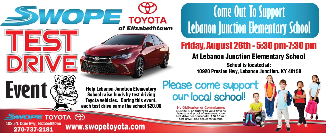 New toyota inventory swope toyota a elizabethtown for Swope motors elizabethtown ky