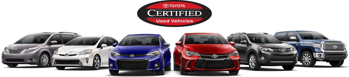 why buy toyota certififed vehicles team toyota in
