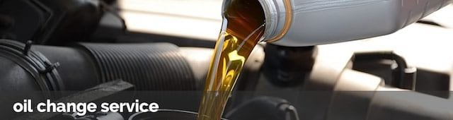 Ford oil change service near Dubuque