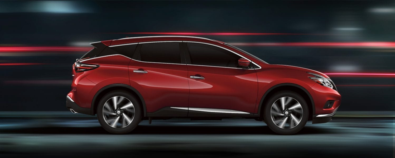 2018 Nissan Murano Trim Comparison in Springfield, MO