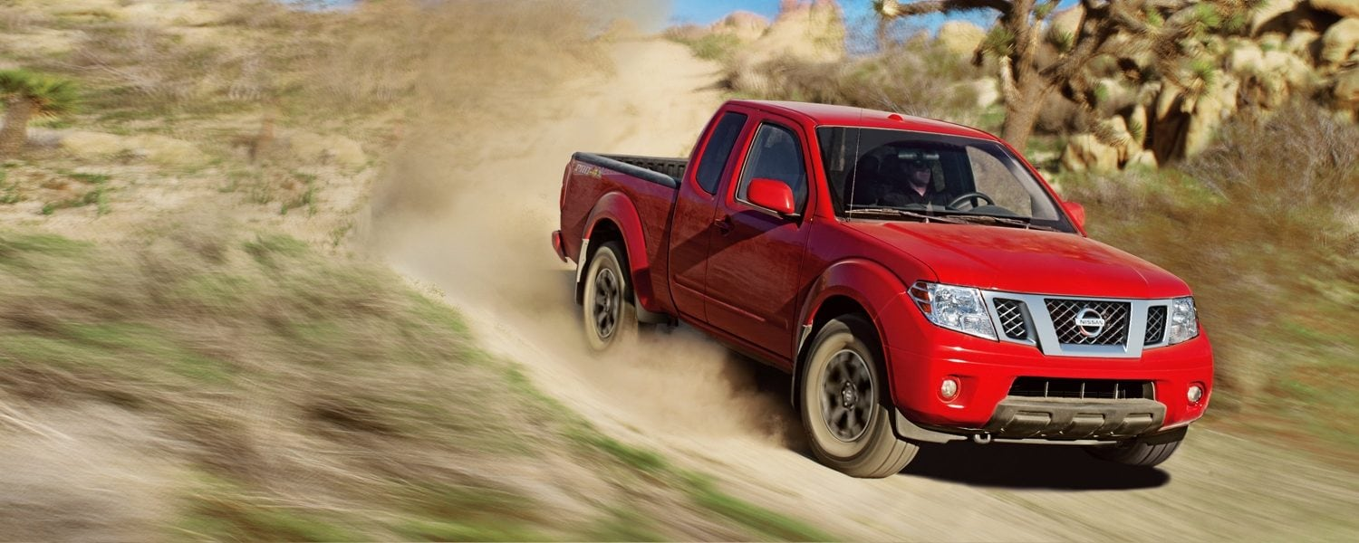 2018 Nissan Frontier Trim Packages in Springfield, MO