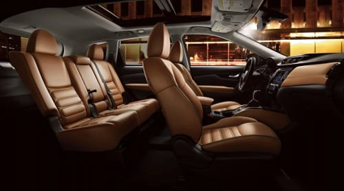 Platinum Reserve Interior Package