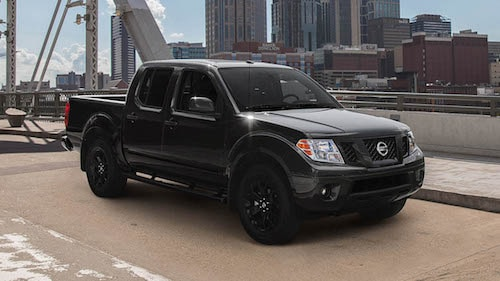 2018 Nissan Frontier Available near Ozark, MO