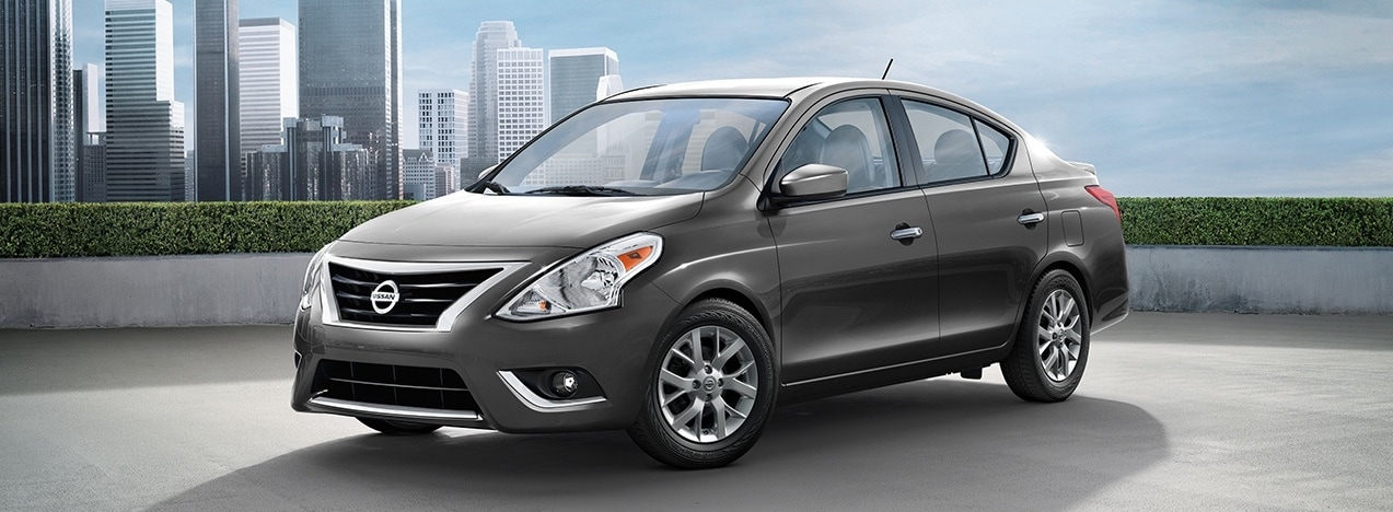 2018 Nissan Versa Trim Packages near Springfield, MO