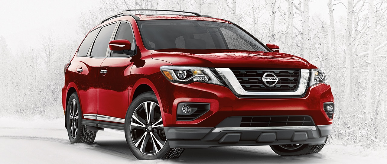 2018 Nissan Pathfinder Trim Options in Springfield, MO