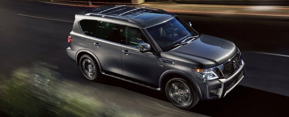 2017 Nissan Armada: Engine Specs U0026 Performance Features