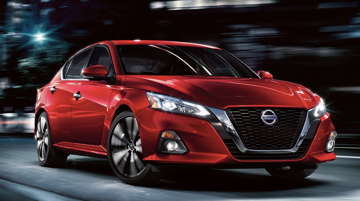 2021 Nissan Altima Trim Comparison