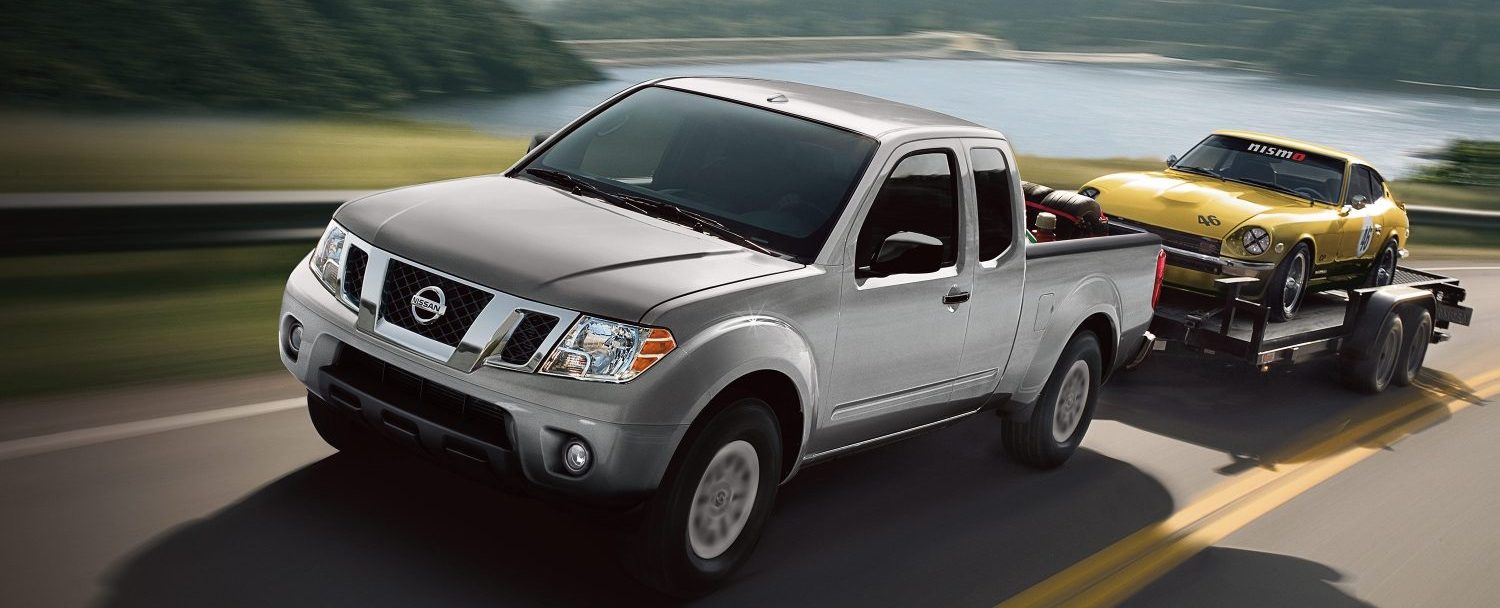 2018 Nissan Frontier Trim Options in Springfield, MO