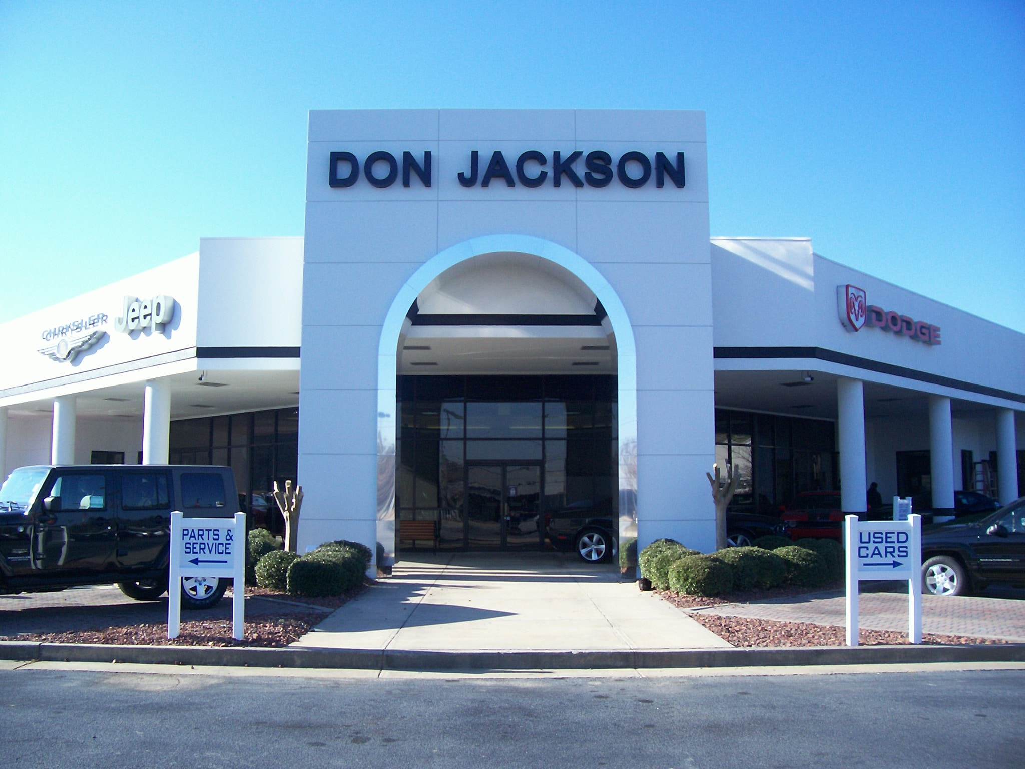 don jackson chrysler jeep dodge an atlanta area new used dodge. Cars Review. Best American Auto & Cars Review