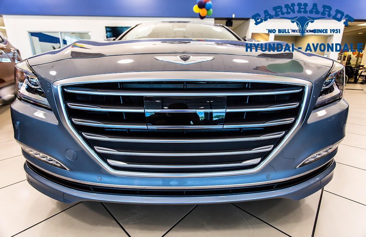 Phoenix Genesis Dealership Earnhardt Genesis North Autos