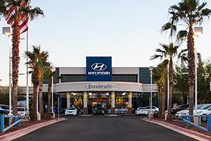Avondale az hyundai dealer in the avondale auto mall for Avondale motor vehicle division avondale az
