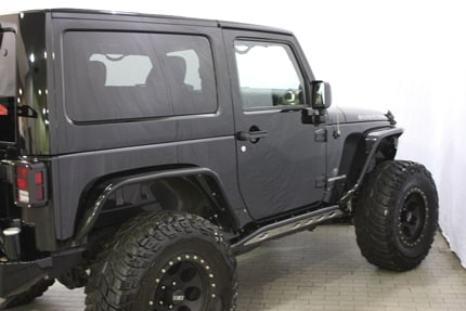 custom black jeep wrangler rubicon by eastchester customs. Cars Review. Best American Auto & Cars Review