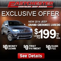 Exclusive Lease Offers at Eastchester Chrysler Jeep Dodge