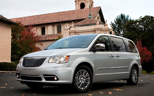 2013 Chrysler Town Country from Eastchester Chrysler Jeep Dodge