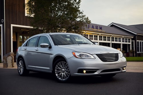 2013 Chrysler 200 from Eastchester Chrysler Jeep Dodge