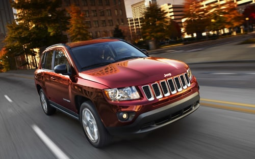 2013 Jeep Compass at Eastchester Chrysler Jeep Dodge
