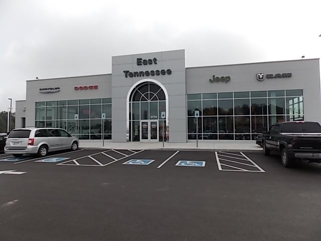 Chrysler Dodge Jeep Ram Dealer near Jamestown TN