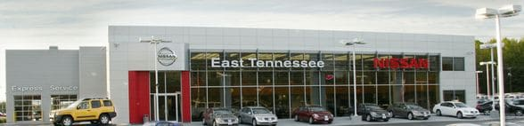 Nissan Dealer near Greeneville TN