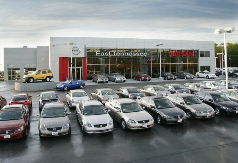 Used Toyota Dealer near Knoxville