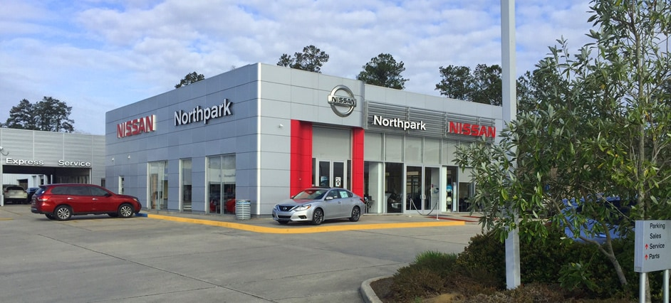 Photo Of Nissan Dealership For Nissan Service In Louisiana - Eddie Tourelle's Northpark Nissan