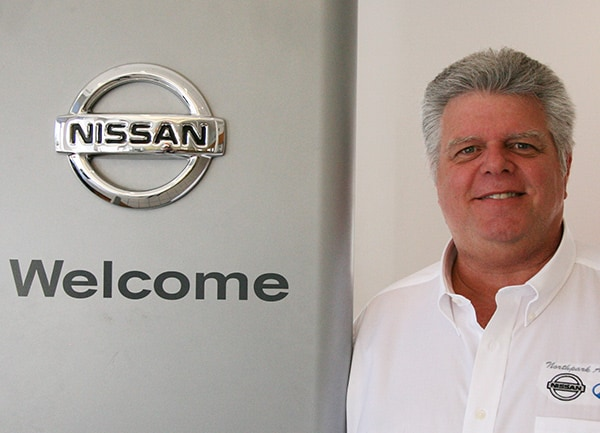 Photo Of Nissan Dealership Finance Director - Eddie Tourelle's Northpark Nissan