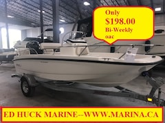 2018 BOSTON WHALER 170 Dauntless 6 MONTHS NO PAYMENTS!