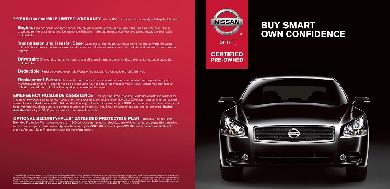 certified used cars pre owned nissan dealership. Black Bedroom Furniture Sets. Home Design Ideas