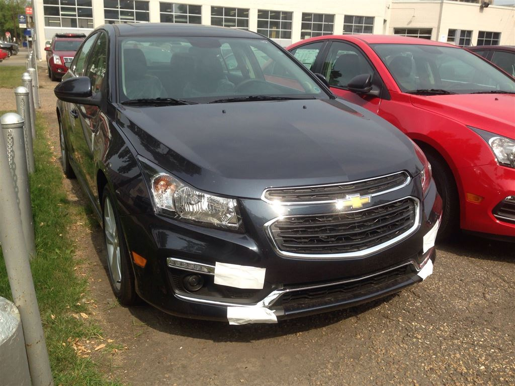 2016 chevrolet cruze limited ltz for sale in edmonton st albert leduc sherwood park ab. Black Bedroom Furniture Sets. Home Design Ideas