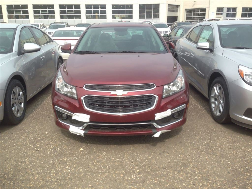 2016 chevrolet cruze limited lt 2lt for sale in edmonton. Black Bedroom Furniture Sets. Home Design Ideas