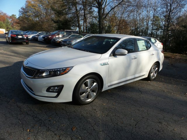 2015 Kia Optima Hybrid EX FWD Sedan
