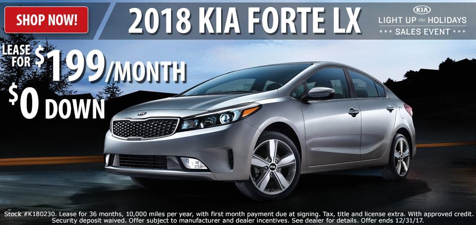 2018 Kia Forte